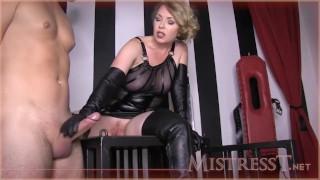 mistress t boot fetish release