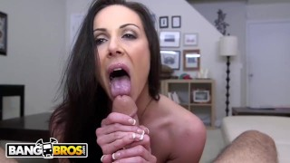 BANGBROS – Sexy MILF Kendra Lust Brings Her Big Tits & Big Ass To Miami