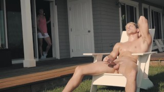 Lover Boy - Devin Franco Flip Fucks With Taylor Reign