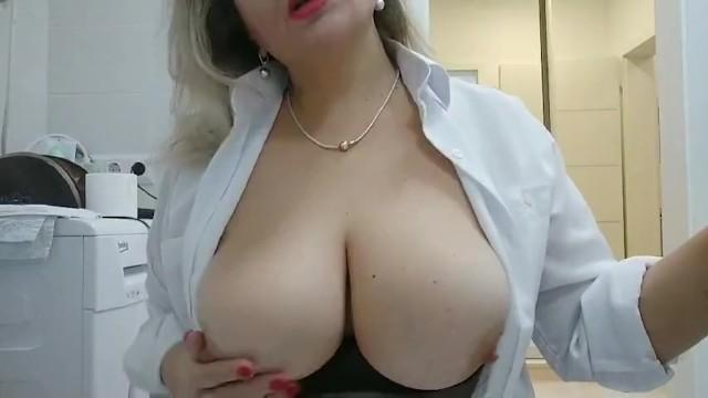 Big boobs naked