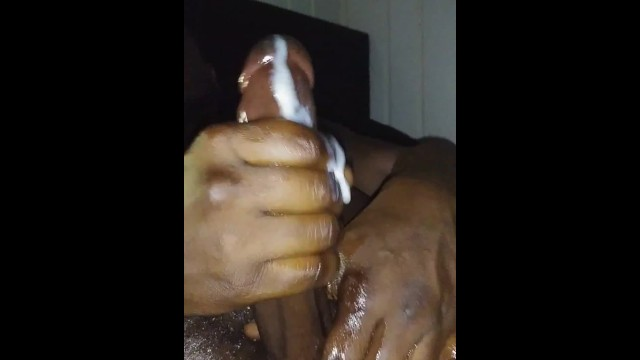 How much is too much masturbation Pumping out a huge cum load definitely too much cum youve been warned