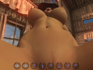 (3D Porn)(Porn Game) Sin VR – Rodeo Show