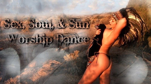 Naked bbw free video Sex, soul, and sun worship dance in the arizona desert