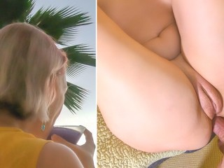 CHEATNG WFE AT BAR TAKES YOU HOME FOR ANAL PUSSY EATNG BJ MORE