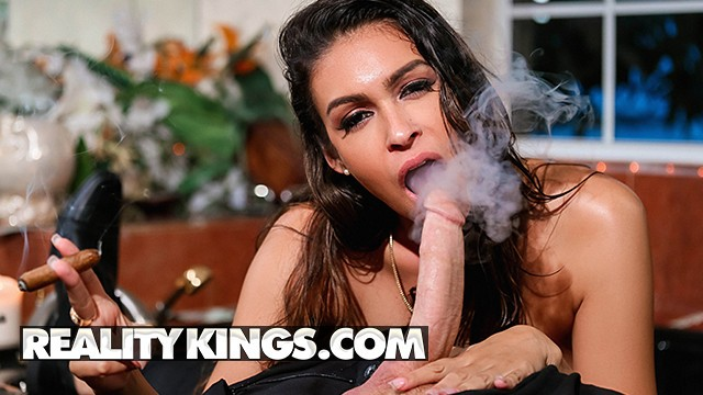Female escort edmonton cigar - Reality kings - katana kombat smokes cigars and cocks