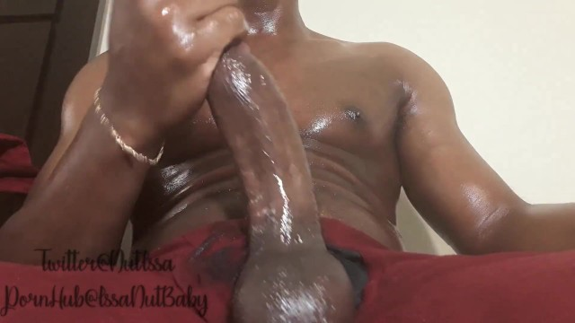 Video male solo masturbation - Warning video contains name calling huge fat hot nut at the end