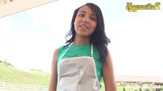 Carne Del Mercado – Amateur Small Tits Latina Teen Dayana Cruz – MamacitaZ