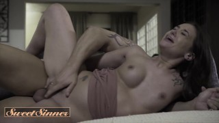 SweetSinner – Dilf fucks his naughty stepdaughter