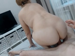 Hardfuck and unplanned cum n moms pussy BBW MLF rdes dck homemade