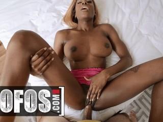 MOFOS Ebony ey Karter take whte cock n backseat Kinsley Karter, Tony Rubino
