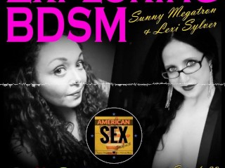 wth Sunny Megatron Amercan Sex Podcast