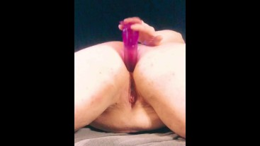 Fucking my fat tight ass makes my pussy cream