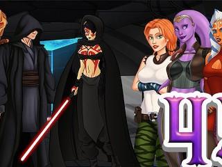 Star Wars Orange Traners Uncensored Gameplay Epsode