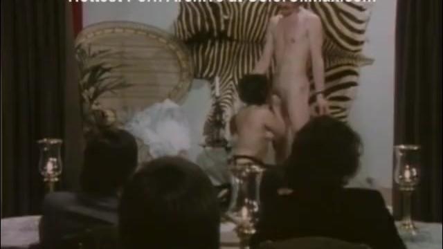 Retro adult video Sex club service