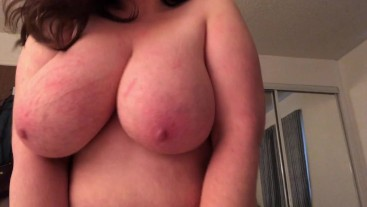 Fucking Your Moms Busty BBW Friend
