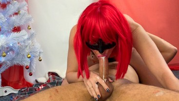 Beautiful and Deep Blowjob in 69 Position until he cum in my mouth