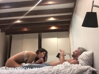 Hes g and fucks a nau brunette Clea Gaultier