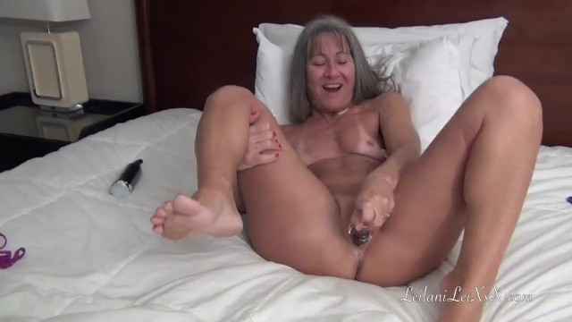 Leilani Lei Masturbates (V4)