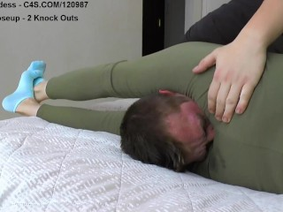 Teaser Clips 22 - C4S store - 120987 - Headscissors - Knock Out - Smother