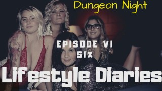 Dungeon Night✨ FetSwing com Atlanta Dungeon Party ✨Lifestyle Diaries (VI)
