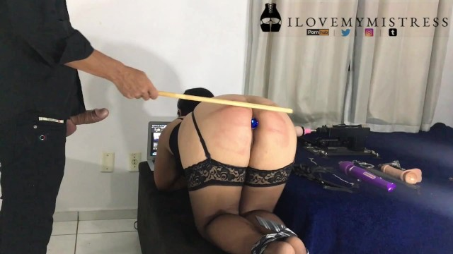 Eatting female anal ceampies Spank me, fuck me and ceampie me. punishment session part1