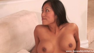 Creampie For Nasty Latina Swinger Wife To Feel Lust