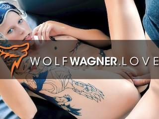 talan FUCKS Whte Bread Clauda Swea n Hotel WOLF WAGNER wolfwagnerlove