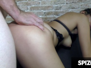 Mega big Shaft is what Spanish cutie Penelope Cum Loves the most – Spizoo
