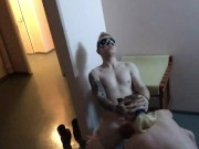 Step Brother Fucks Sister In Public Laundry Room (Almost Caught)