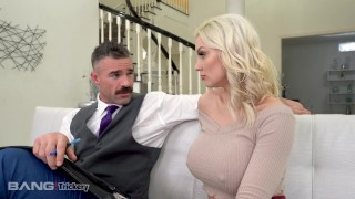 Trickery - Blonde Golddigger Fucks The Divorce Lawyer