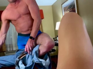 Lots of eatng that sweet pussy before fuck t