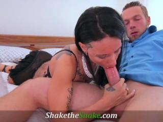 Shake The Snake – Big Boobed Milfs Fucked Hard Compilation