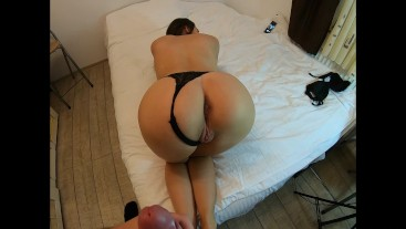 Beautiful Babe Let Me Fuck Her At Second Date -BellaBluee