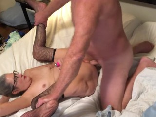 Hot Mlf Gets Her Ass Fucked Hard Ends Wth Bg Cumshot