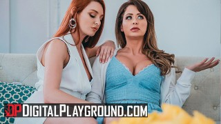 Digital Playground – Lesbians Vacation from men Emily Addison & Lacy Lennon
