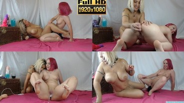 45 Mins Live: Squirting, Anal, Creampie