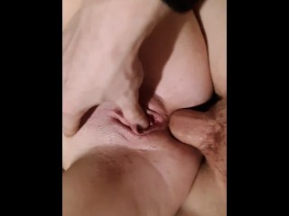 Hot Blonde Takes Big Dick In The Ass