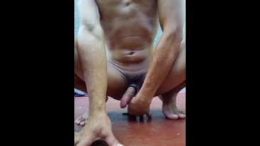 Pinoy bagets used eggplant as dildo/fucked by