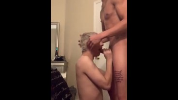 Young Mexican twink taking multiple loads