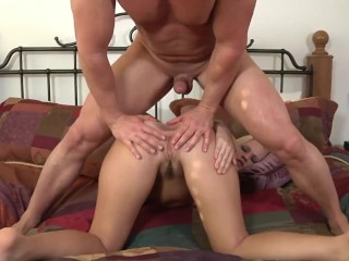 Hot busty blonde roxy raye gaping anal queen