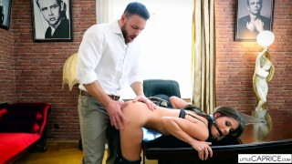 Dominate ME, I was a bad Girl - Little Caprice