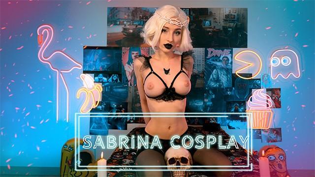 Sabrina sweet escort - Chilling adventures of sabrina cosplay tape