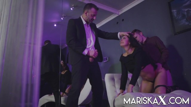 Double anal milf - Mariskas kinky double penetration