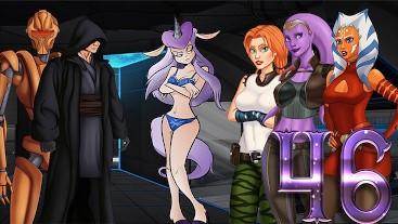 Let's Play Star Wars Orange Trainer Uncensored Episode 46