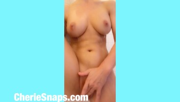 Mommie JOI Ill drain your cock before I leave for work