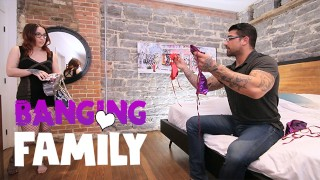 Banging Family – WTF! My Step-Daughter is a Stripper!