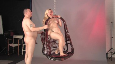 Me And Dolly Naked Bouncy Chair - View 2