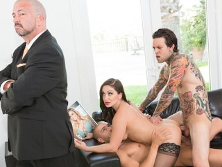Prerty The DP Brothers james bartholet, Lea Lexis, Small Hands, Xander Corvus