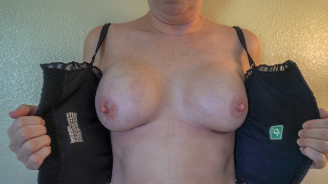 Breast implants surgery virginia First reveal - milf stellas boob job 24 hours after surgery