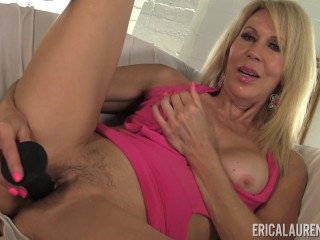 Erca wants to stay n and play Erica Lauren
